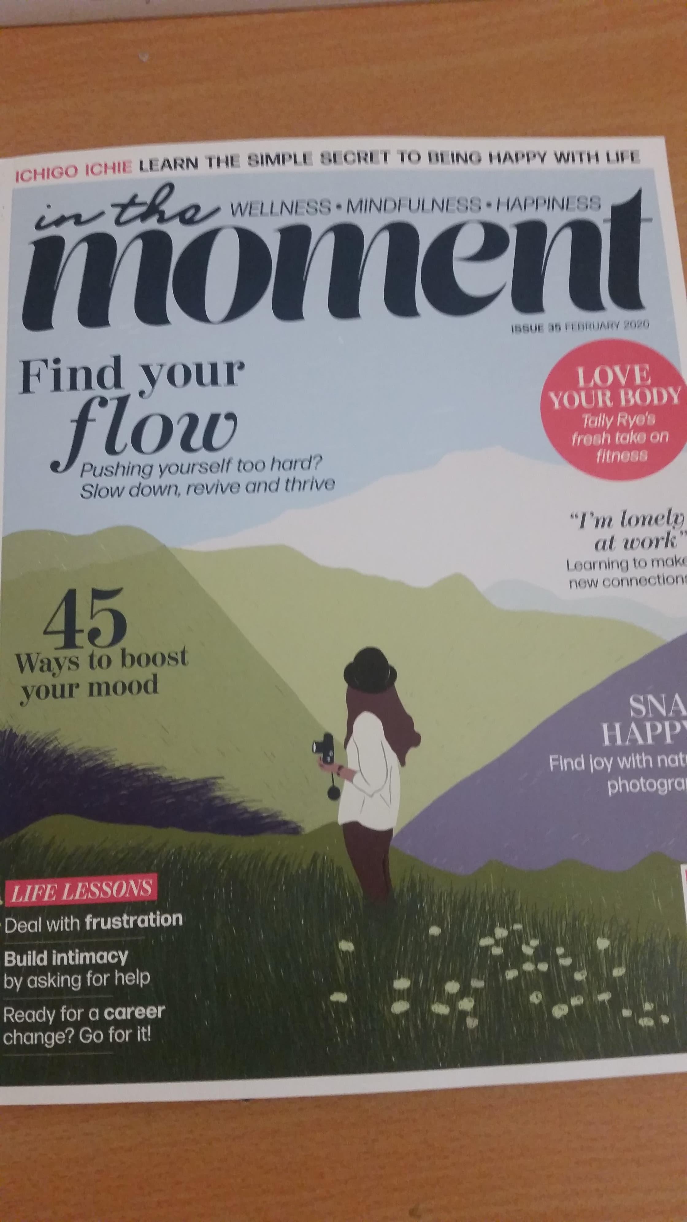 ITM magazine